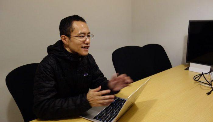 株式会社GRAの執行役員 経営管理部門責任者である上田 貴史(うえだ たかし)氏